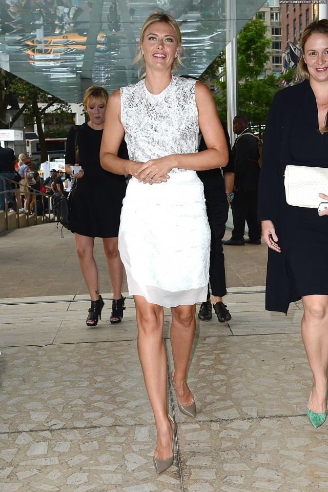Maria Sharapova Awards Beautiful Nyc High Resolution Babe Posing Hot