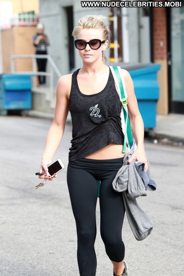 Julianne Hough Lax Airport Gym Babe International Beautiful Lax