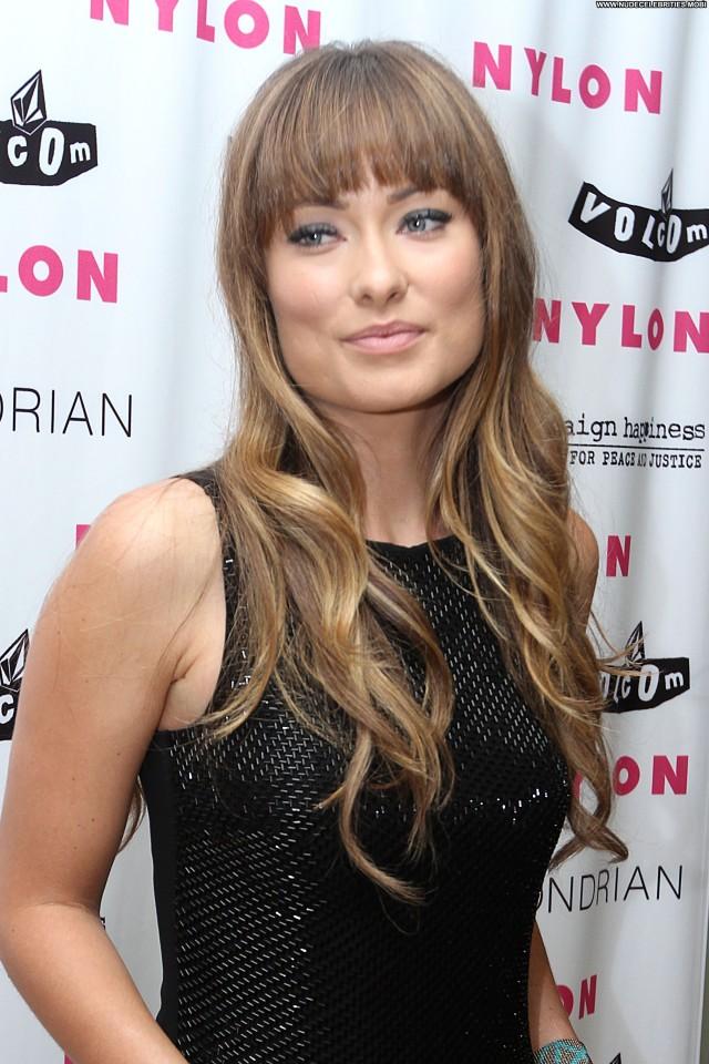 Olivia Wilde Nylon Magazine Nylon Beautiful Party Posing Hot Magazine