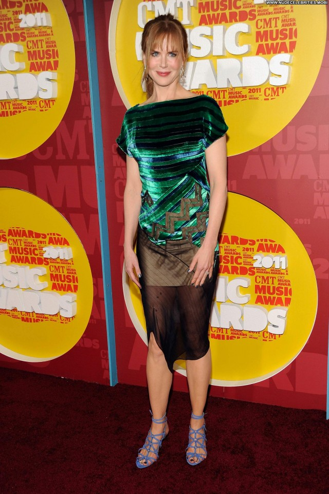 Nicole Kidman Cmt Music Awards Beautiful Posing Hot Celebrity Babe