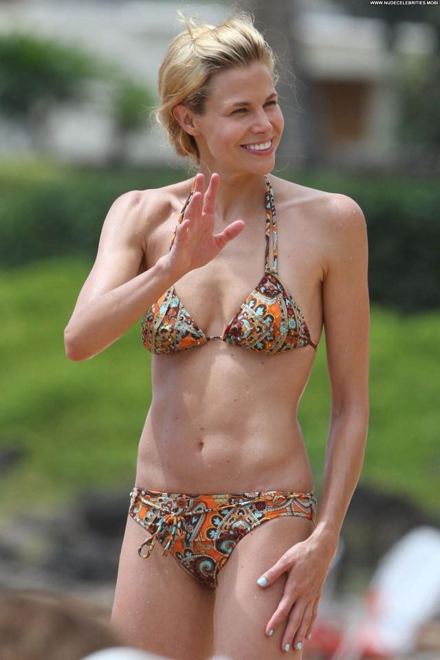Brooke Burns The Beach Bikini High Resolution Beach Celebrity Babe