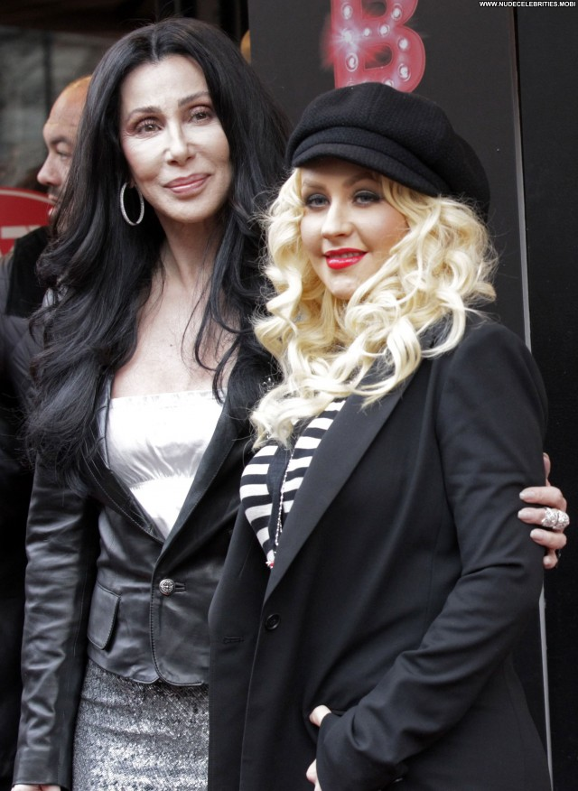 Christina Aguilera Burlesque Beautiful Celebrity Crazy Posing Hot