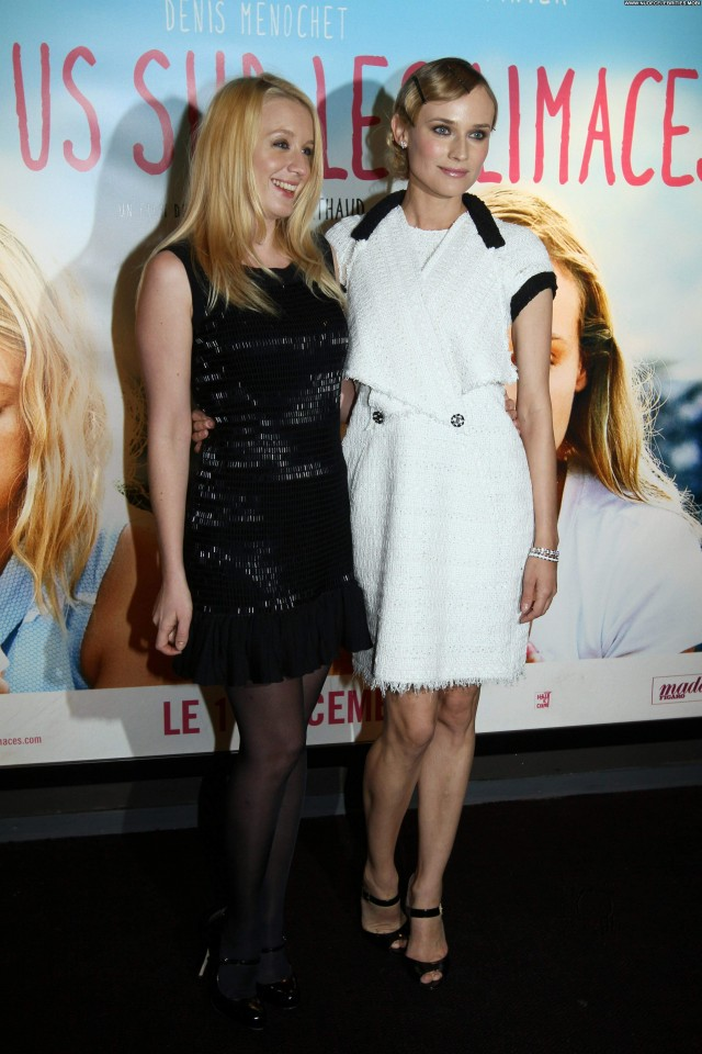 Diane Kruger Pieds Nus Sur Les Limaces  Babe Celebrity Posing Hot