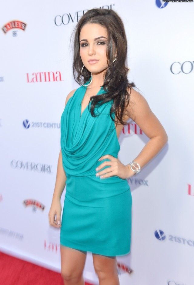 Mary Miranda Los Angeles Los Angeles Celebrity Latina Party Posing