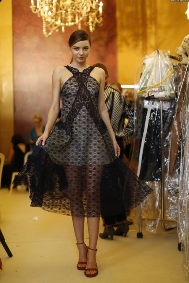 Stella Mccartney Fashion Show High Resolution Posing Hot Babe