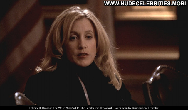 Felicity Huffman The West Wing Beautiful Babe Tv Series Posing Hot