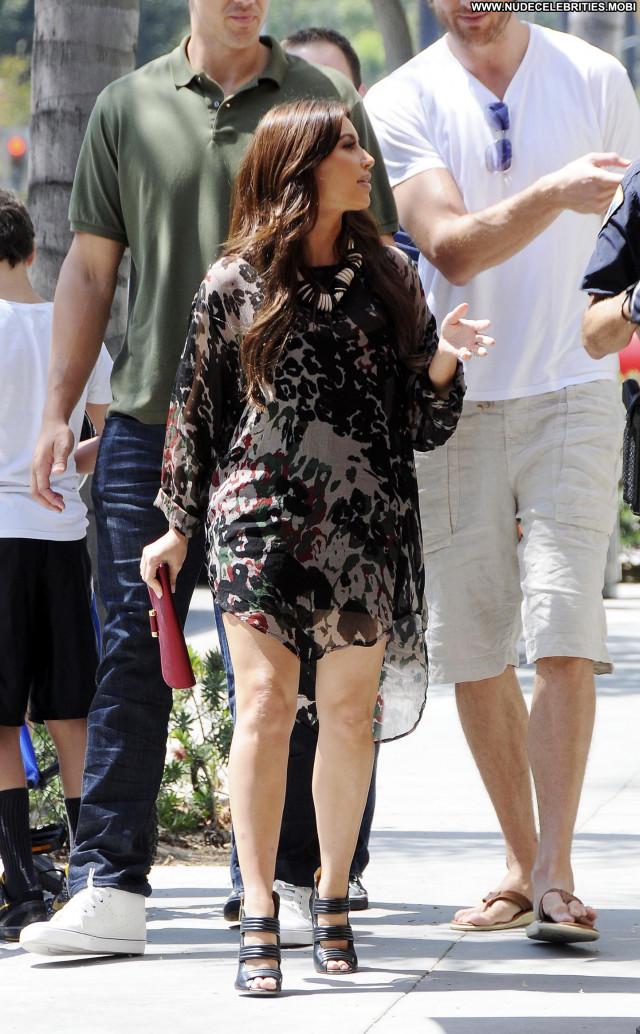 Kim Kardashian Beverly Hills Shopping Beautiful High Resolution
