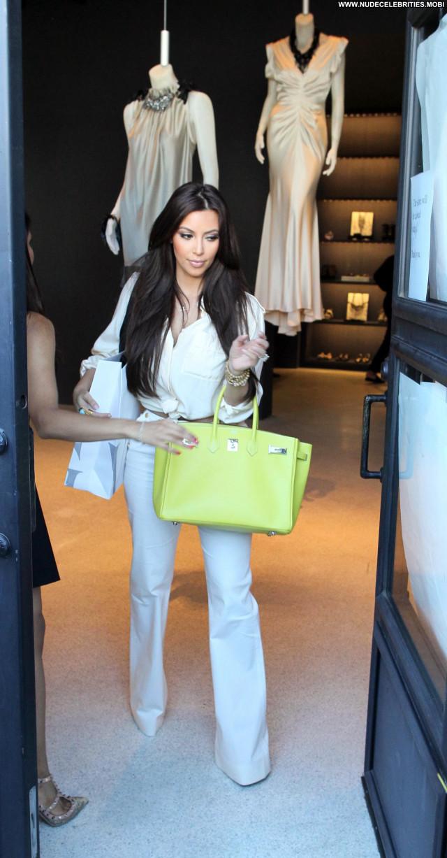 Kim Kardashian Los Angeles Celebrity Los Angeles Beautiful Posing Hot