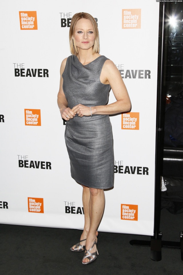 Jodie Foster The Beaver Nyc Babe Beautiful High Resolution Celebrity