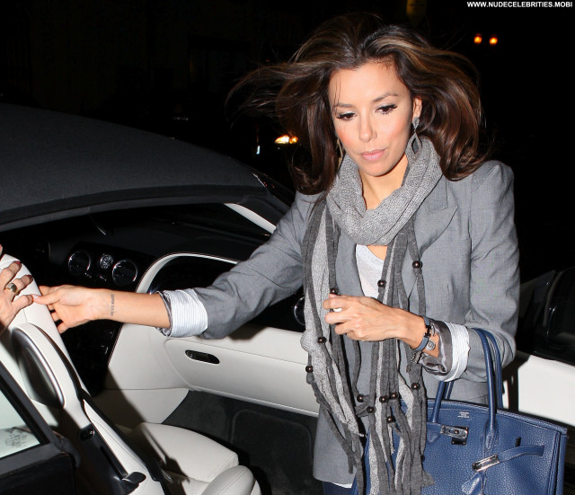 Dita Von Teese Celebrity Babe Posing Hot Car Hollywood Club Celebrity