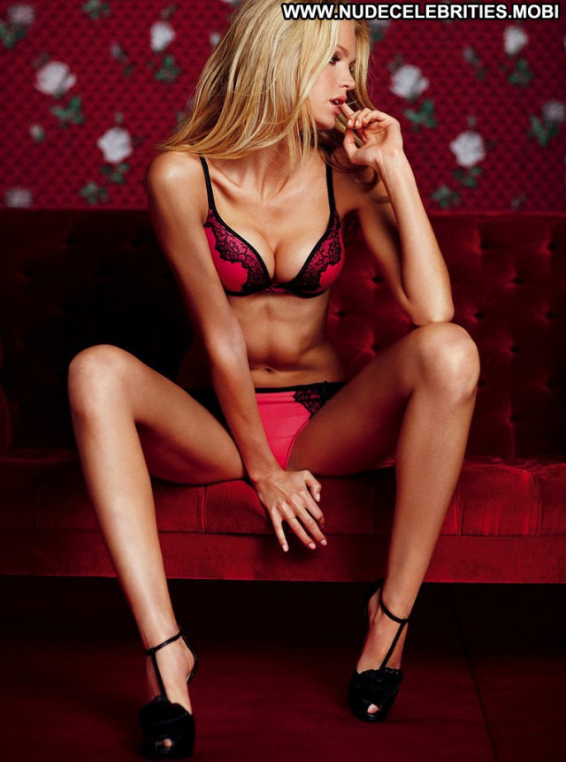 Erin Heatherton Victorias Secret Babe Posing Hot Usa Model Celebrity