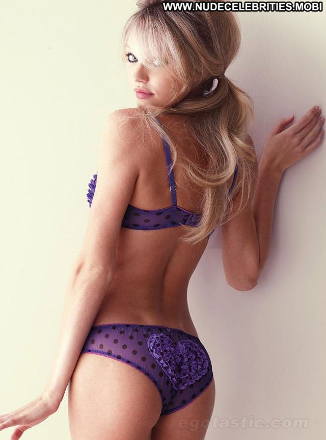 Candice Swanepoel Victorias Secret Lingerie Photoshoot Celebrity