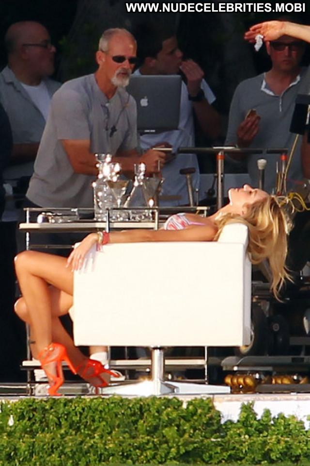 Candice Swanepoel Celebrity Swimsuit Babe Photoshoot Posing Hot