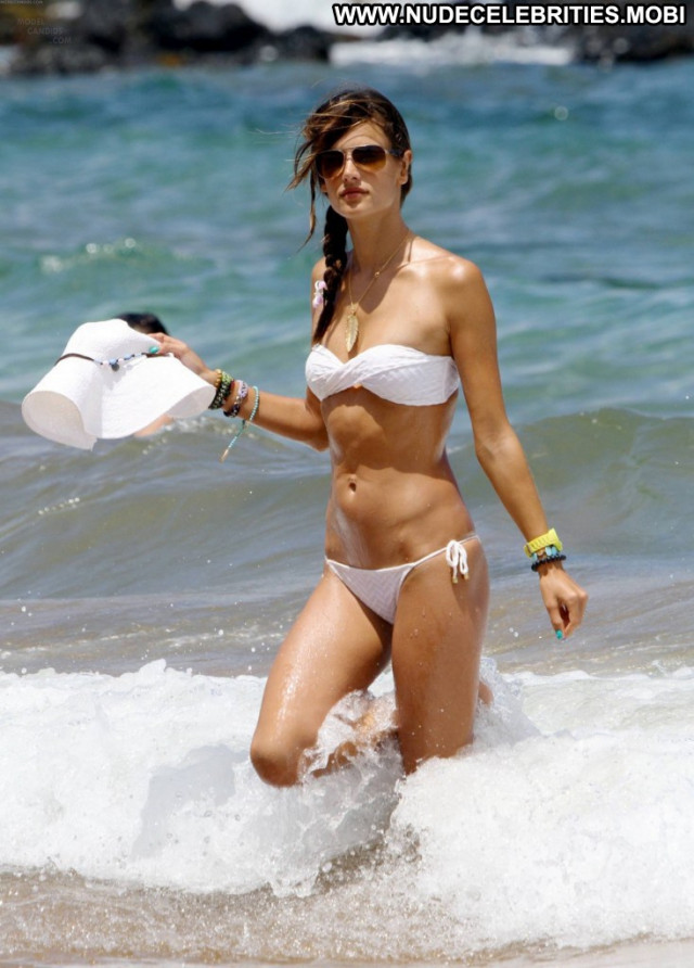Alessandra Ambrosio No Source  Posing Hot Beautiful Babe Bikini