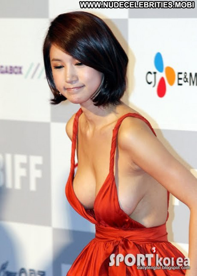 Oh In Hye No Source Babe Beautiful International Celebrity Cleavage