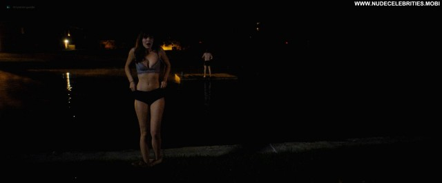 Victoria Justice Summer Night Sexy Panties Nude Scene Babe Celebrity