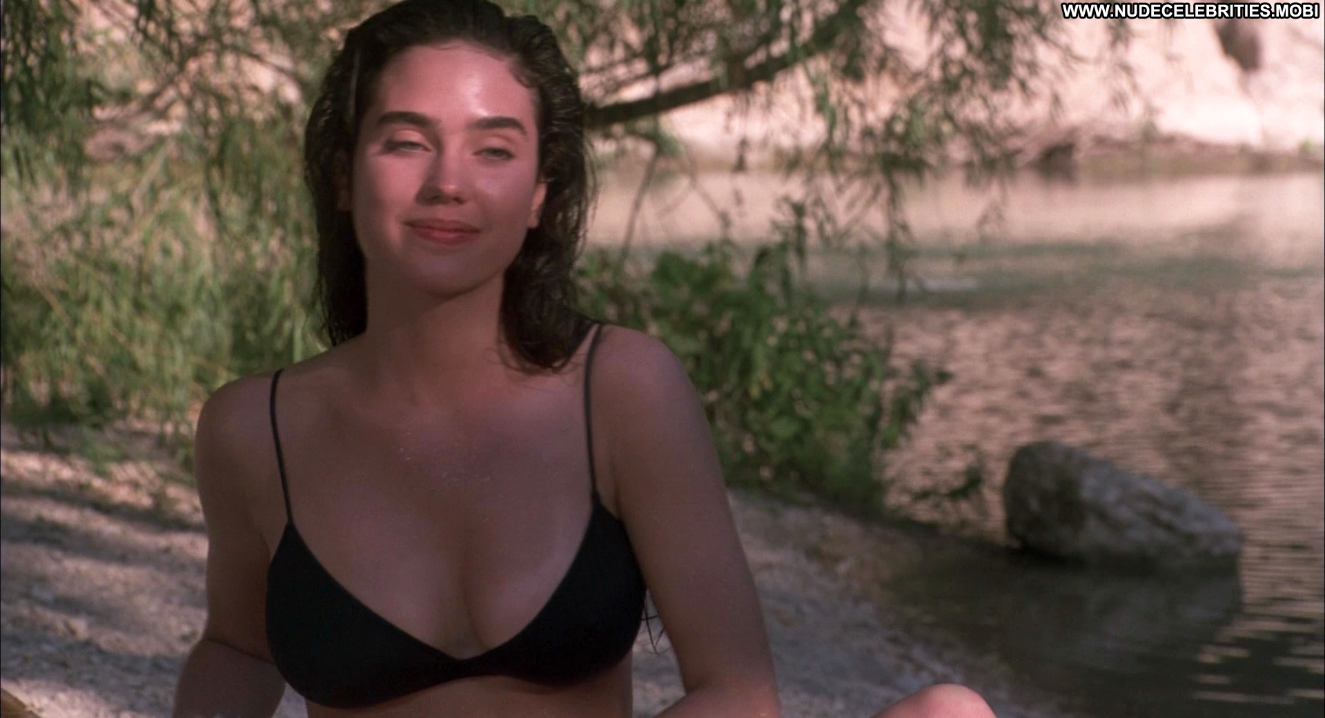 jennifer connelly the hot spot celebrity hot movie