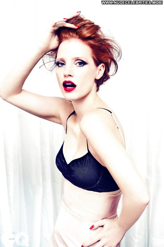 Jessica Chastain Redhead Celebrity