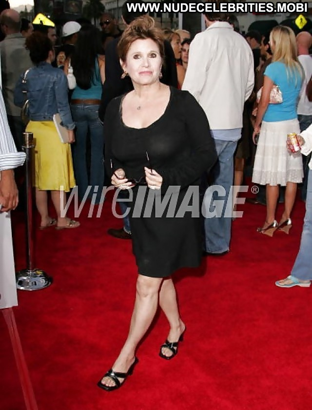 Carrie Fisher Pictures See Through Milf Tits Celebrity