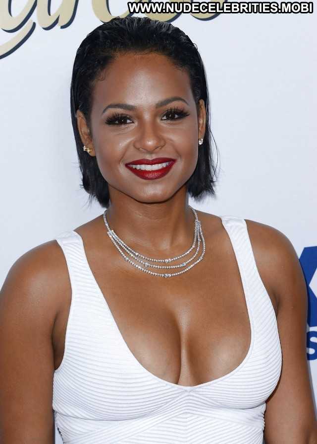 Christina Milian Pictures Babe Ebony Celebrity Hot Sea