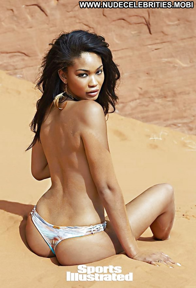 Chanel Iman Pictures Hot Celebrity Sea Ebony