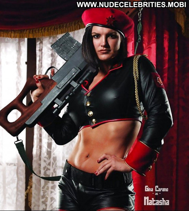 Gina Carano Pictures Crazy Car Hot Celebrity Hd Famous Nude Beautiful