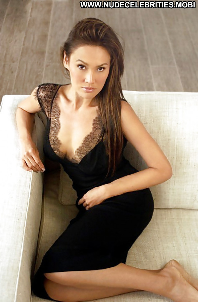 Tia Carrere Pictures Pictures Hot Celebrity Sexy Brunette Car